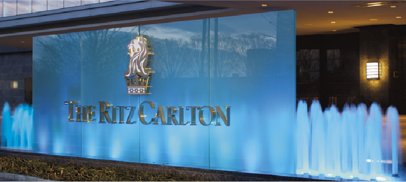 the service culture at ritz carlton Suited for growing customer service legends costco a culture that values  service at ritz-carlton,  high standards the ritz-carlton culture is.